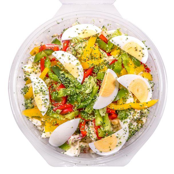 Toscaanse salade 4-6 personen