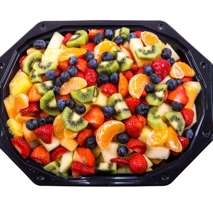 Vers fruit xl salade 6 10 personen rauwkost vers fruit for Vers de salade