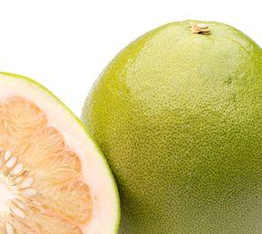 Hoe eet je een pomelo