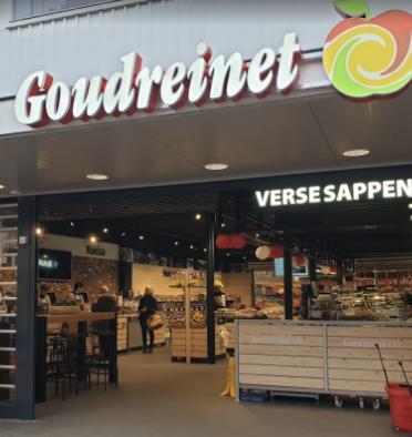 Onze 58 winkels