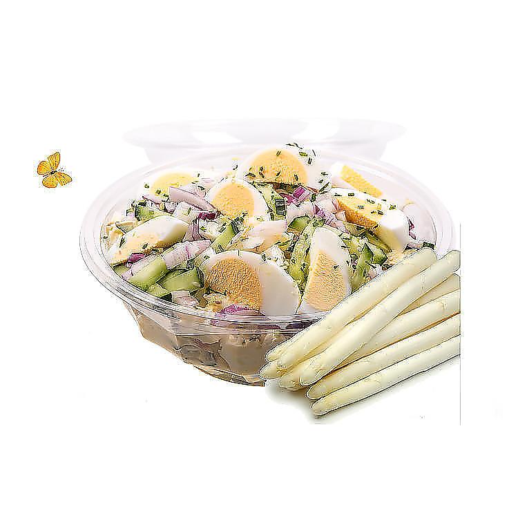 Asperge Ham salade