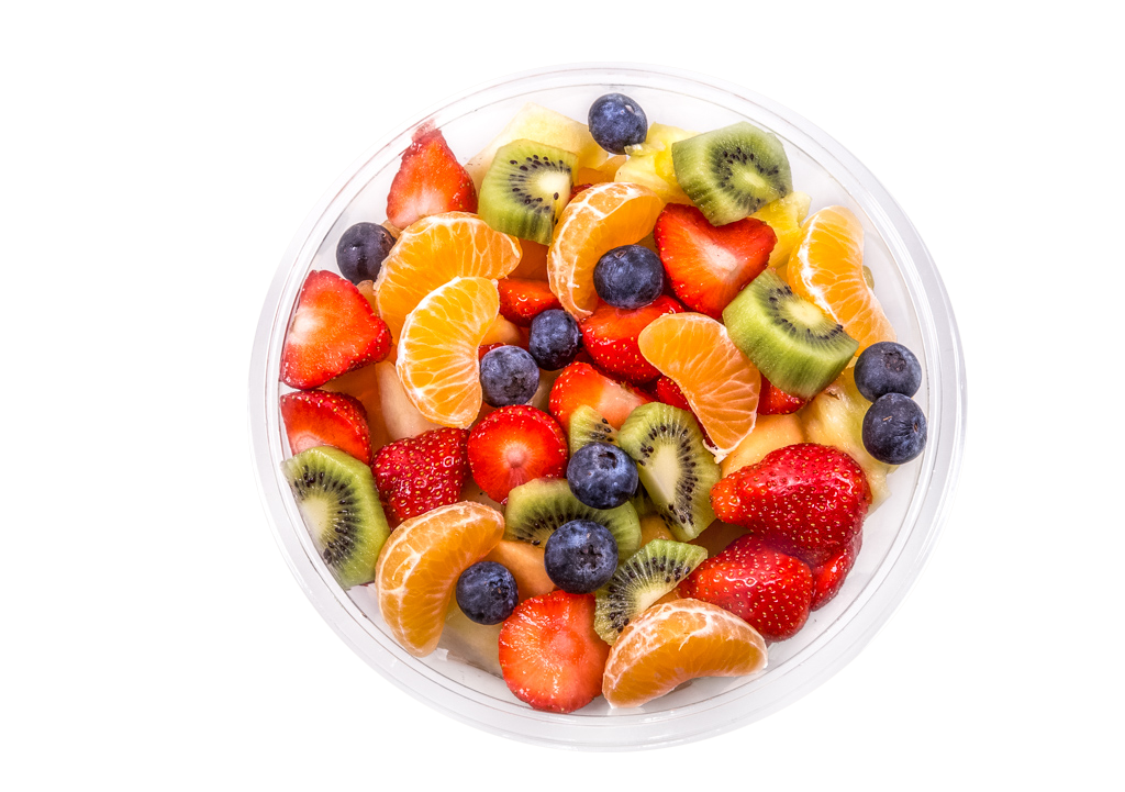 Salade van de week: Vers fruit 100 gram