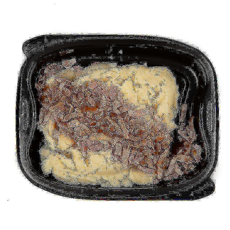 Zuurkool stamppot met spekjes
