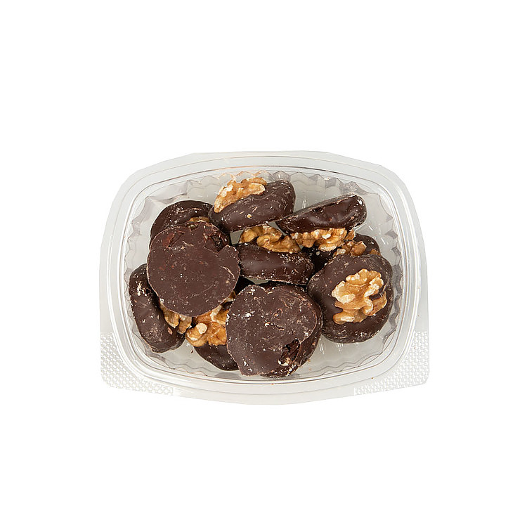 Healthy disks choco walnoot